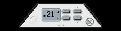 NOBØ θερμοστάτης NCU 2R