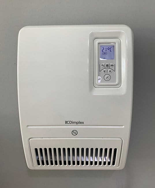 bathroom fan heater Dimplex H260e